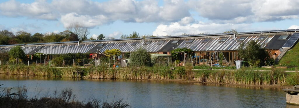 Sustainable living tours of Hockerton Housing Project